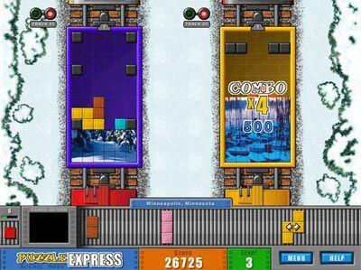 puzzle express online spielen