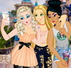 Princesses VS Princes Selfie Battle