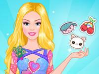 barbie spielaffe: