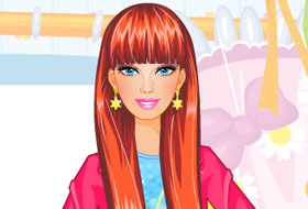 Barbie Wardrobe Dress Up
