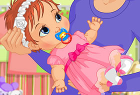 Cute And Funny Baby Dressup