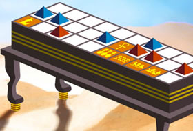 Senet - Game of Pharaohs