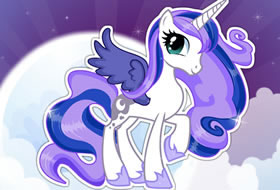 My Little Pony Princess Luna Dress-Up