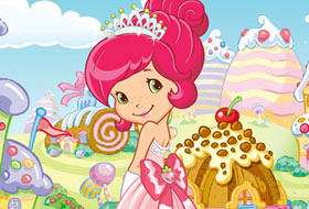 Strawberry Shortcake - Berry Sweet Princess