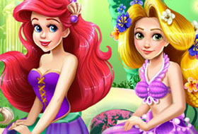 Ariel's Birthday Party