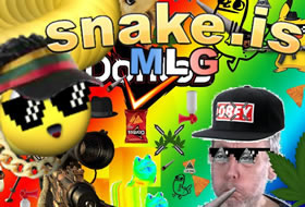 Snake.is MLG Edition