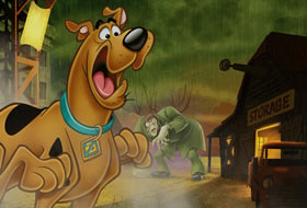 Scooby-Doo! Creeper Chase!