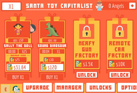 Santa Toy Capitalist