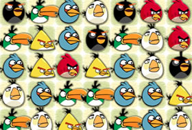 Angry Birds Connections