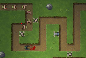 Zombie Tower Defense - Uprise