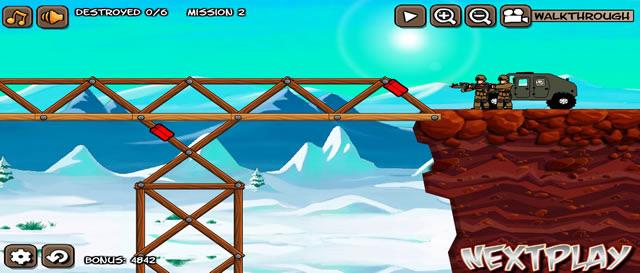 Brücken Sprengen Spiele