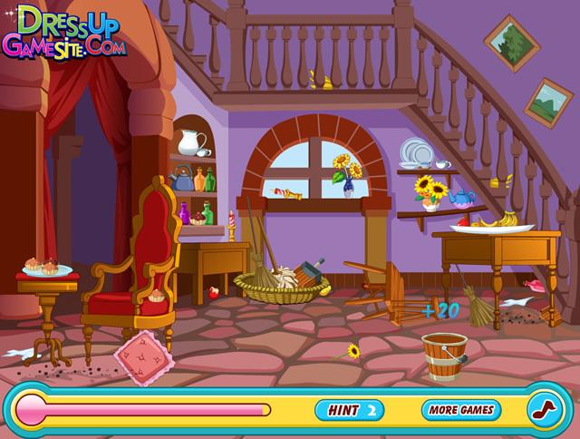 spiele rapunzel tower cleanup kostenlose online spiele bei. Black Bedroom Furniture Sets. Home Design Ideas