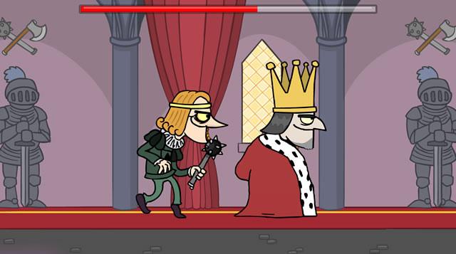 Den König Töten