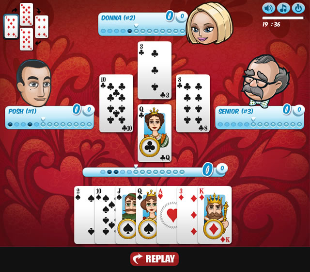 online casino de king of hearts spielen