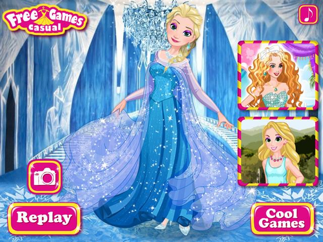 Kostenlose Elsa Spiele
