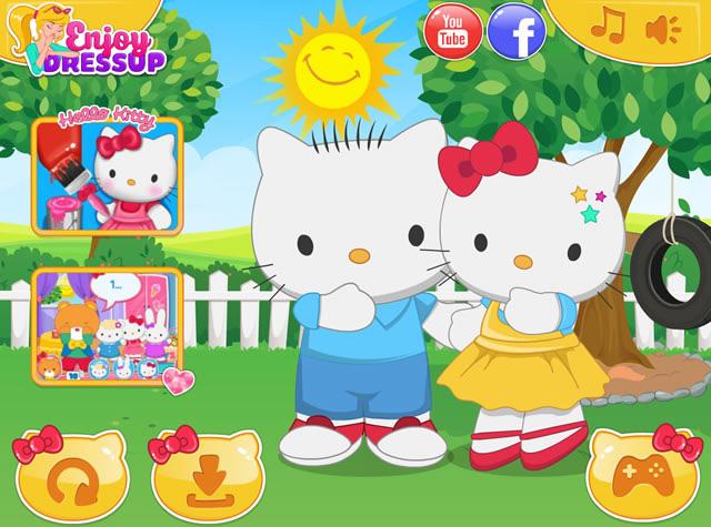 hello kitty spiele kostenlos