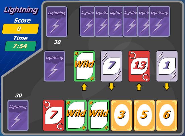 Lightning Spiel