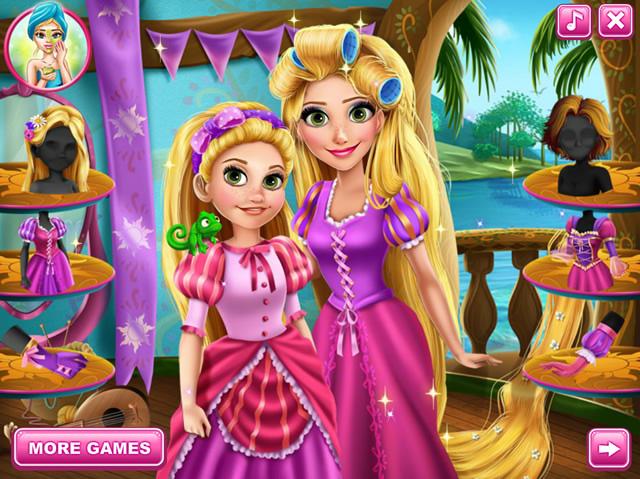 Rapunzel Spiele Kostenlos