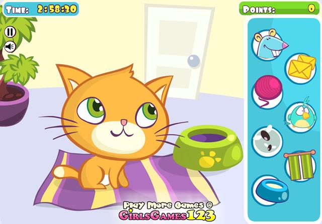 kitty spiele