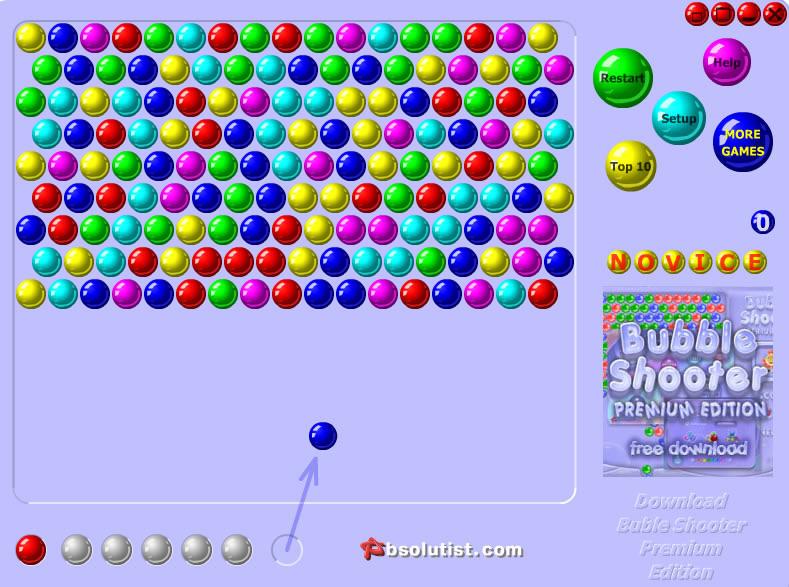 kostenlos bubble hit spielen