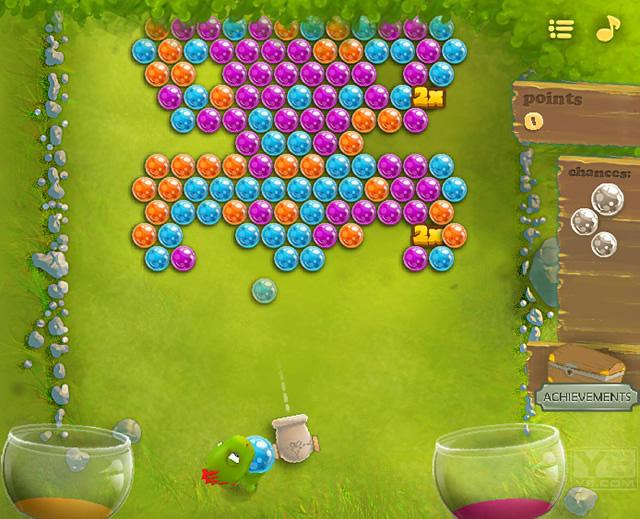 spiele dino bubble - kostenlose online spiele bei