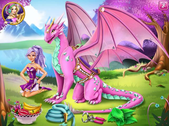 Spiele Lego Elves Dragon Care Kostenlose Online Spiele