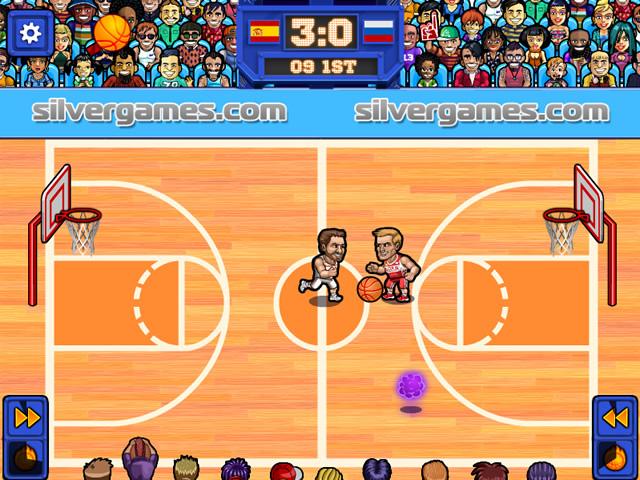Basketball Spiele Online