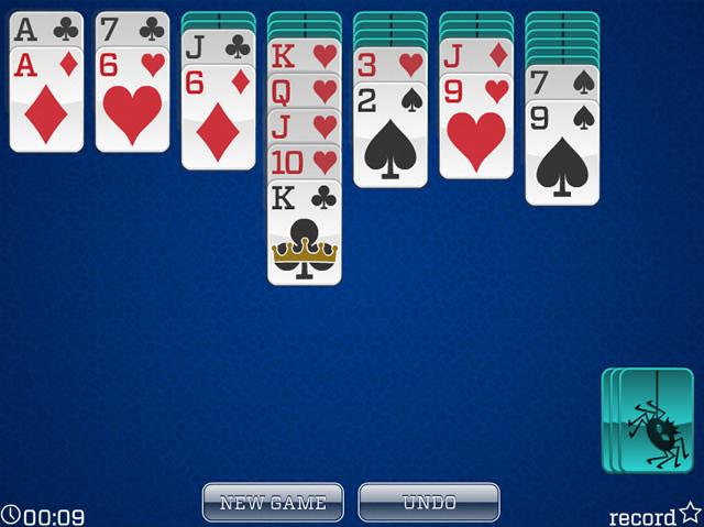 solitaire online spiele