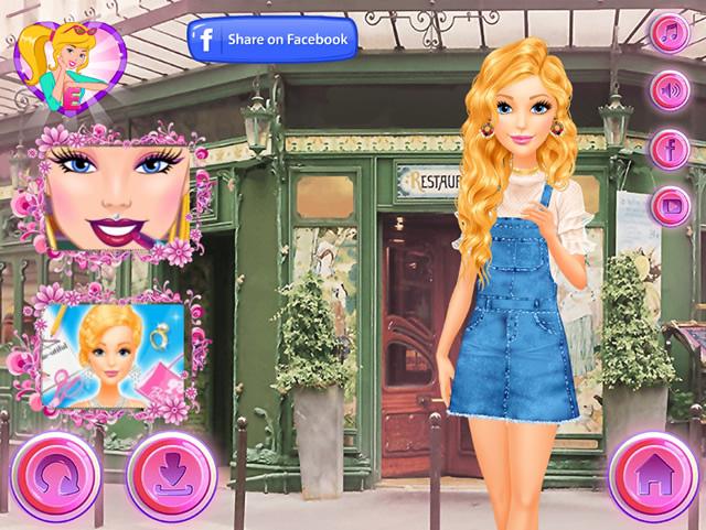 barbie online spielen