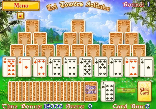 Tower Spiel