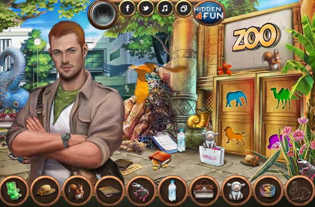 Zoo Spiele Online