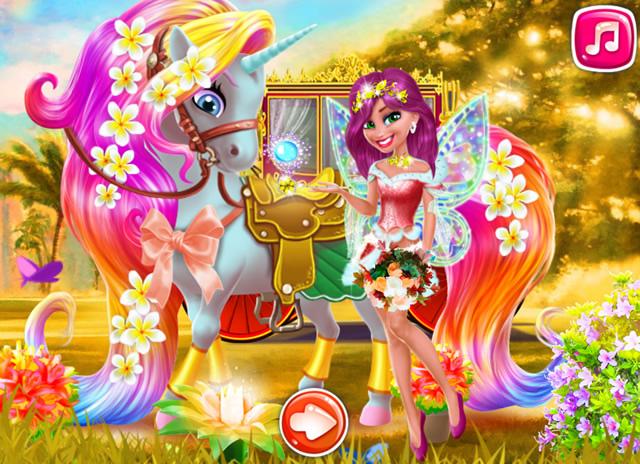 spiele my fairytale unicorn  kostenlose online spiele bei