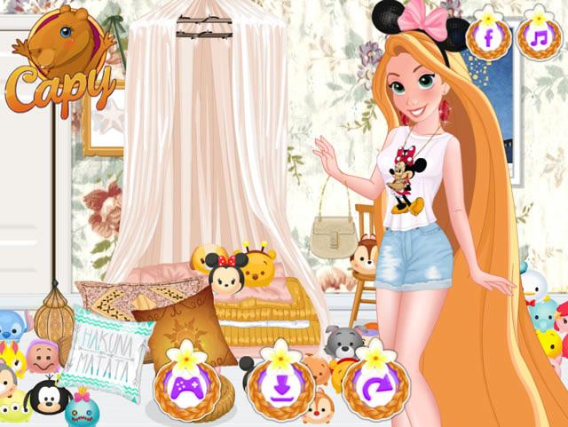 Rapunzel Spiele