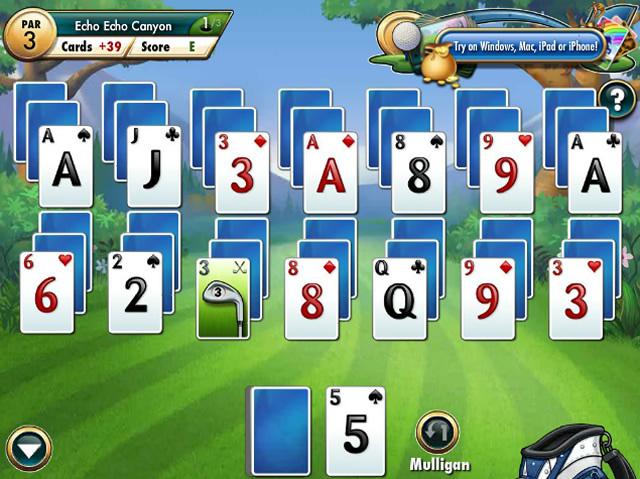 Fairway Solitaire Kostenlos Online Spielen