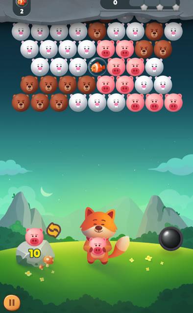 Kostenlose Bubble Games