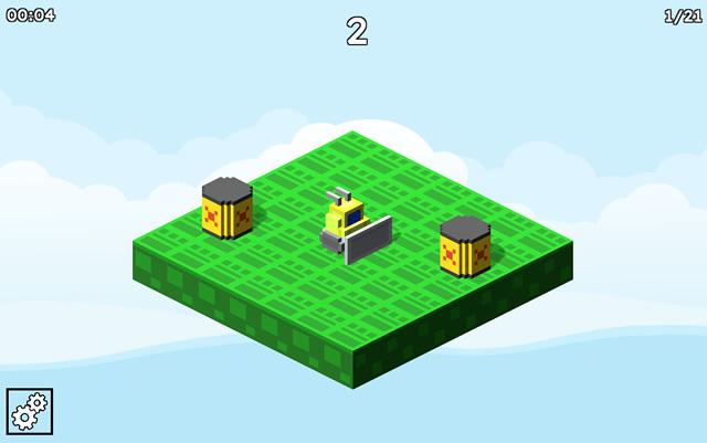 Bulldozer Spiele