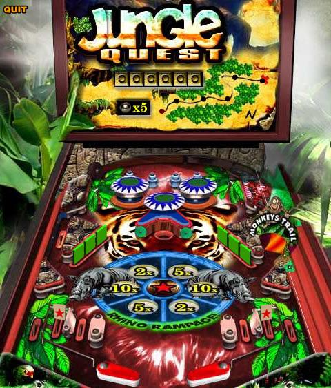 pinball spiele online
