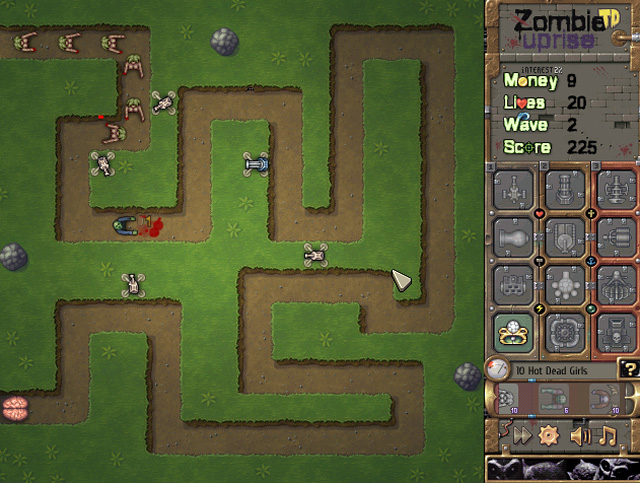 tower defense spiel