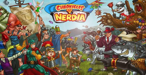 Chronicles of Nerdia
