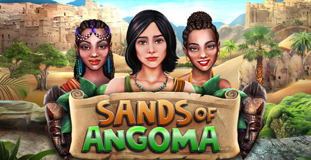 The Sands of Angoma