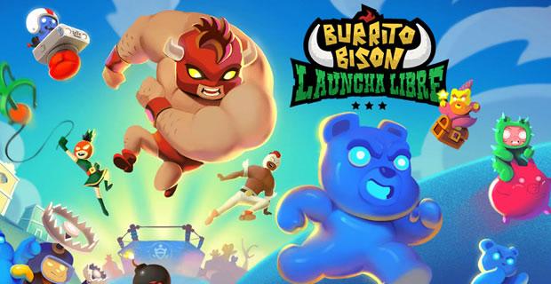 Burrito Bison - Launcha Libre