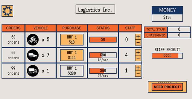 Logistics Inc